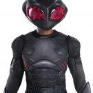 Sku 69129  Adult Aquaman Movie Black Manta Overhead Mask