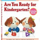 Are You Ready for Kindergarten? Coloring Skills , Kumon Publishing