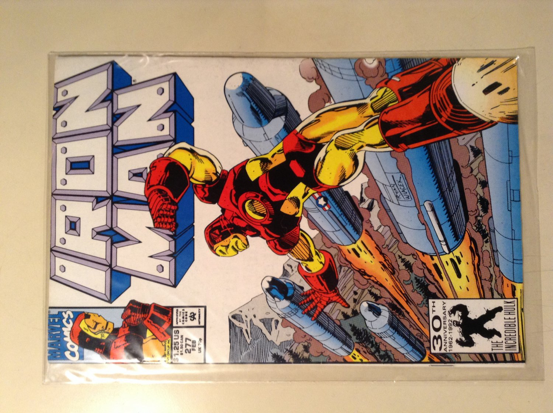 Iron Man 277 (1991)