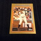 2005 Topps - Gold Marquis Grissom (470)