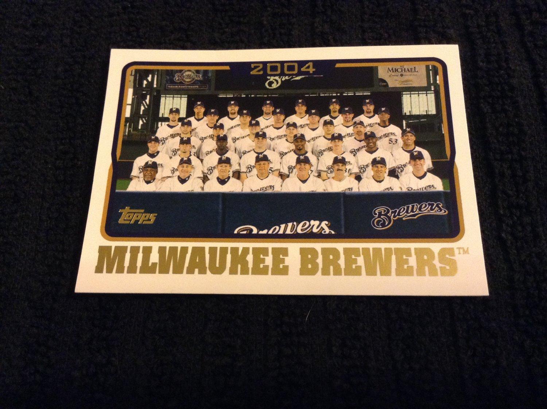 2005 Topps - Milwaukee Brewers (653)