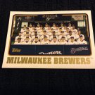 2005 Topps - Milwaukee Brewers (653)