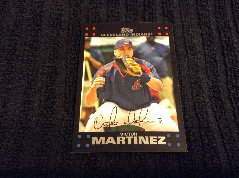 2007 Topps - Victor Martinez (434)