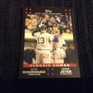 2007 Topps - Classic Combo A. Rodriguez/D. Jeter (657)