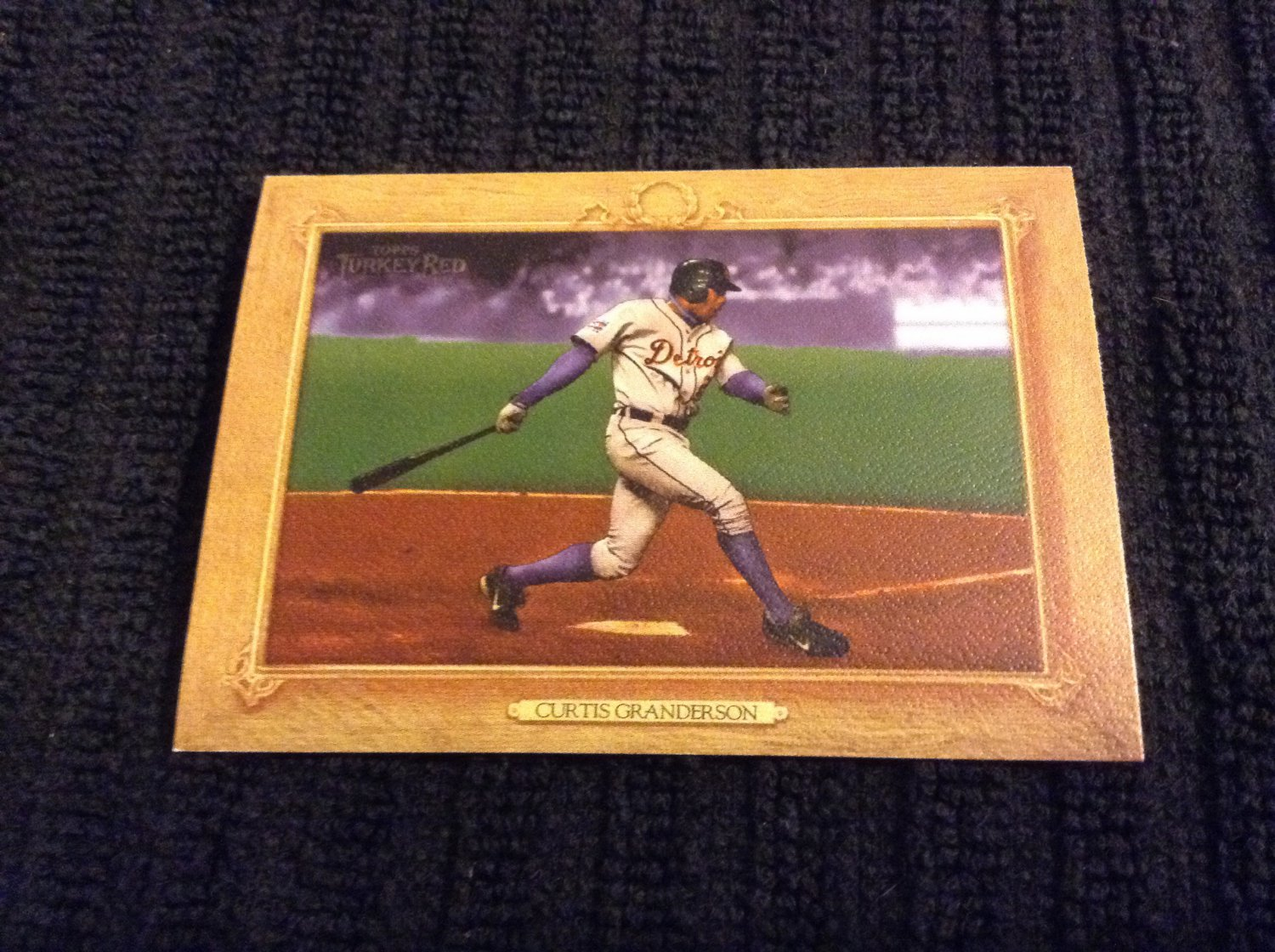 2007 Topps Turkey Red - Curtis Granderson (79)