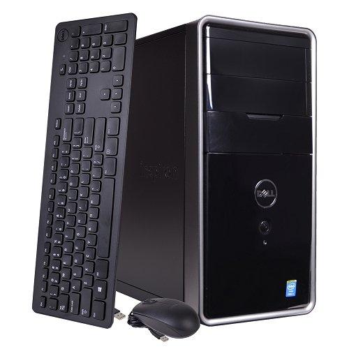 Dell Inspiron 3847 Core i5-4440 Quad-Core 3.1GHz Mini-Tower Desktop PC-Reconditioned
