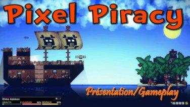 Pixel Piracy (PC, 2014) Steam