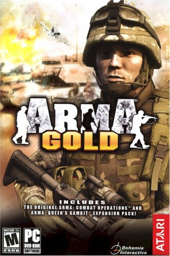 Arma: Gold Edition (PC, 2011 ) Steam