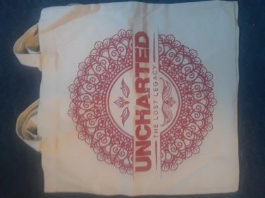 Uncharted: Lost Legacy E3 2017 Bag