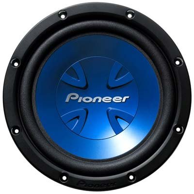 """Component Subwoofers 10"""" 600 Watts MAX"""