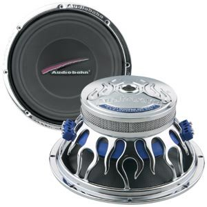 """High Performance Subwoofers 10"""" 400 Watts RMS"""