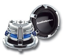 "High Excursion Subwoofers 10"" 450 Watts RMS"