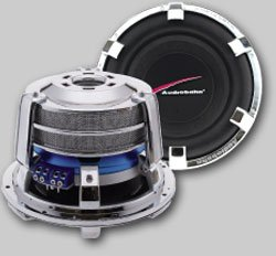 """Ultra Excursion Subwoofers 10"""" 900 Watts RMS"""