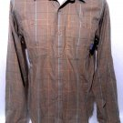 Patagonia Shirt Men's Size S Organic Cotton Button Front Long Sleeve Plaid EUC