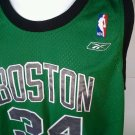 Boston Celtics REEBOK Jersey Men's Size 2XL XXL Paul Pierce - 34 NBA Basketball