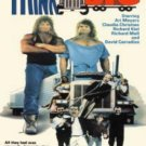 THINK BIG - Trucker Drama DVD - (1990) Barbarian Brothers - Martin Mull - NEW!