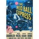 The Red Ball Express - DVD - Jeff Chandler - Trucking Adventure / Drama