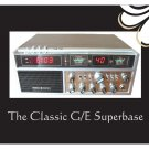 GE General Electric Superbase CB Radio Deluxe Mouse Pad
