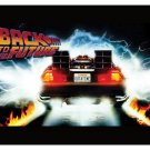 Back To The Future - Marty McFly - Delorean - Mouse Pad