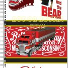2  PACK of BJ and the Bear Collectors Notebook 80 pgs