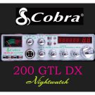 Cobra 200 GTL DX CB Radio Mouse Pad - Great Collectors Item