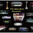 "CB's Golden Years Remembered CB Radio Poster 18"" x 24"""