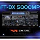 Yaesu FT DX 5000MP Amateur Radio Mouse Pad!  - Great Collectors Item