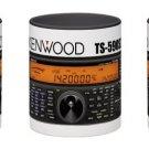 Kenwood TS-590SG Amateur Radio Coffee Mug!  - Great Collectors Item