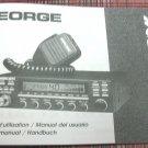 President George AM/FM/SSB CB Radio Owners Manual