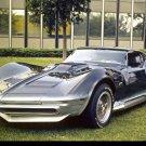 "1965 Chevrolet Corvette Manta Ray Poster 22"" x 28"""