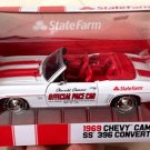 Greenlight 1969 Chevrolet Camaro Indy 500 Pace Car 1:24 Diecast Car