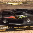 ERTL American Muscle 1970 Ford Mustang Boss 429 1/18 Diecast