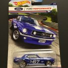 "Hot Wheels "" Performance Series "" '67 Ford Mustang Coupe"