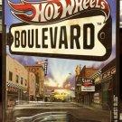 """Hot Wheels """" Boulevard """" '84 Hurst Olds - BLACK"""