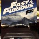 Hot Wheels Fast & Furious Corvette Grand Sport Roadster