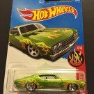 Hot Wheels '69 Ford Torino Talladega w/flames