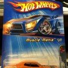 Hot Wheels Muscle Mania 1971 Plymouth GTX - Orange