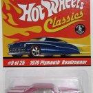 Hot Wheels Classics '70 Plymouth Roadrunner Series 1