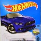 Hot Wheels 2015 Ford Mustang GT Convertible