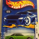 "2002 Hot Wheels ""First Editions"" '68 Cougar #29"