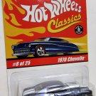 Hot Wheels CLASSICS SERIES 1 #8/25 1970 CHEVELLE