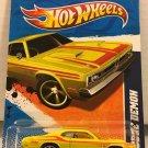 '71 Dodge Demon #84 * Yellow * 2011 Hot Wheels *