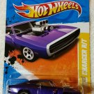 2011 Hot Wheels NEW MODELS '70 Dodge Charger R/T - Purple