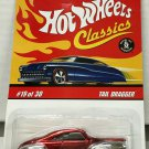Hot Wheels Classics Tail Dragger *RED* Series 3 #19/30