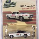 Greenlight Motor World 1:64 1969 Chevrolet Camaro SS Daytona 500 Pace Car