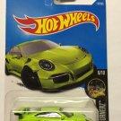Hot Wheels Porsche 911 GT3 RS - GREEN - Nightburnerz 6/10