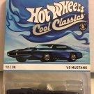 Hot Wheels Cool Classics '65 Mustang * Grey