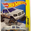 2013 Hot Wheels Dodge Ram 1500 - HW OFF-ROAD 133/250