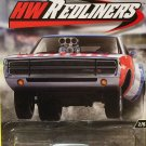 "2017 Hot Wheels Car Culture ""Redliners"" 2/5 '70 DODGE CHARGER R/T White DWH83"