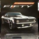 Hot Wheels Fifty Years Anniversary Edition '69 Camaro - Navy